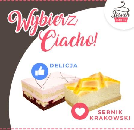 Łasuch Cakes